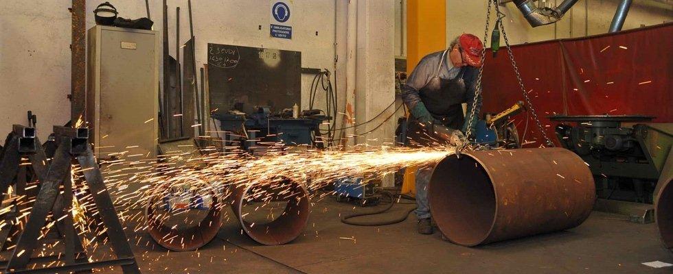lavorazioni carpenteria metallica lecco e bergamo