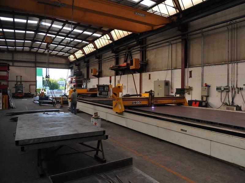 carpenteria metallica