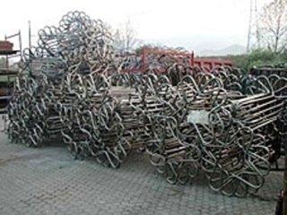 produzione baderne per trafilerie