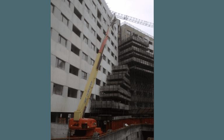 manutenzione di uno stabilimento