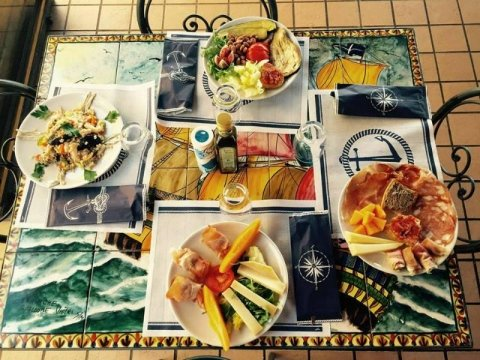 specialità pesce