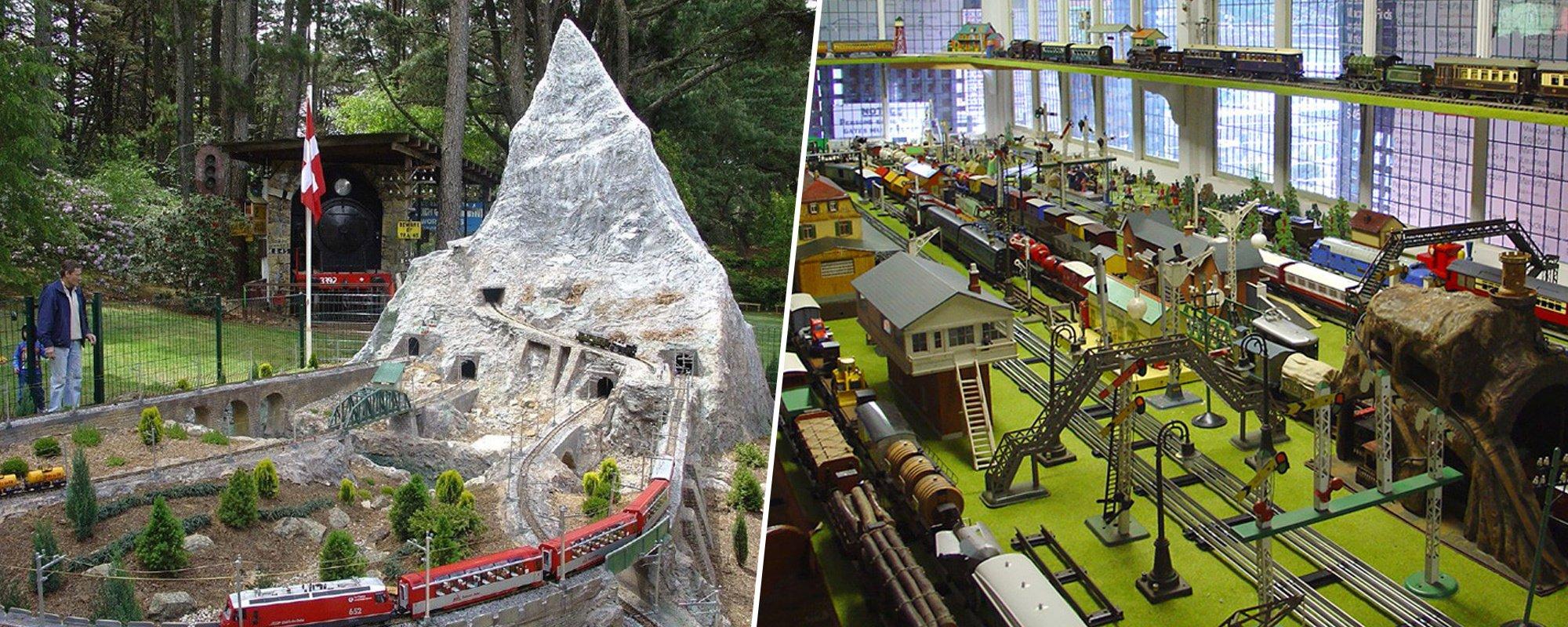 Railway museum in Leura