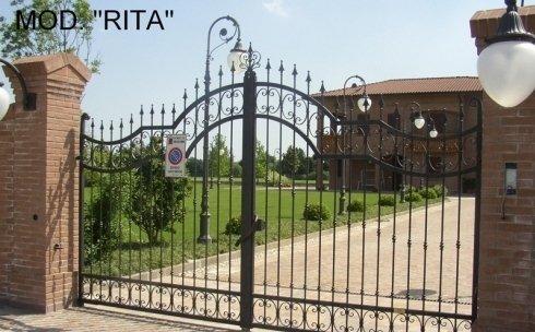 Cancello modello Rita
