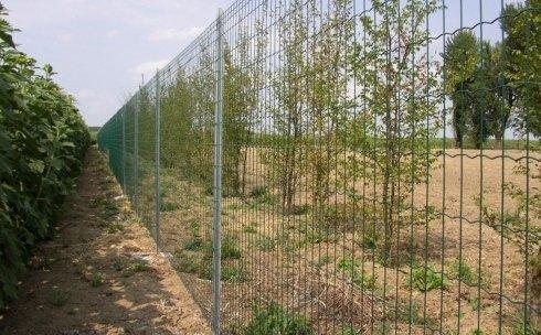 rete per recinzione campi