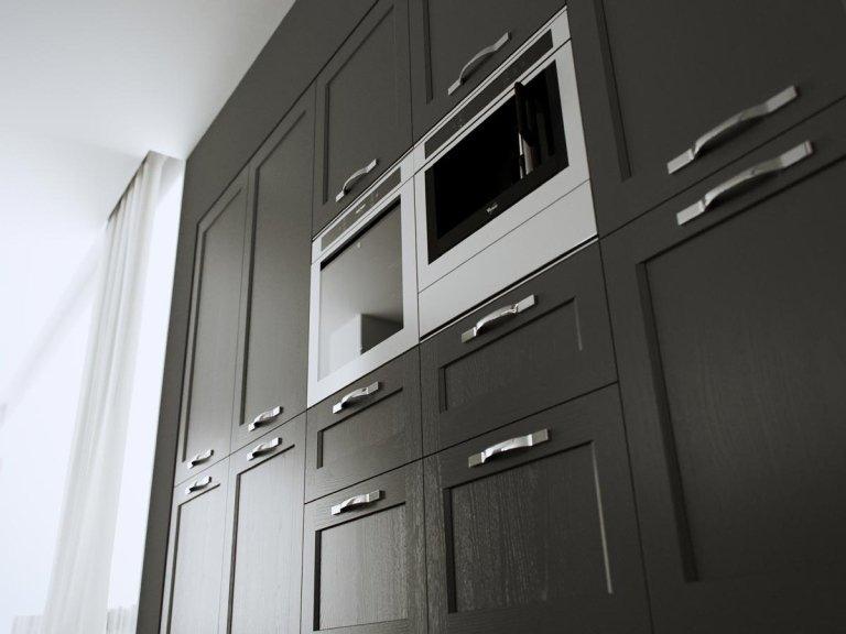 Colonna elettrodomestici cucina