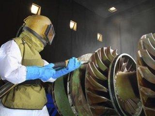 pulizie macchinari industriali