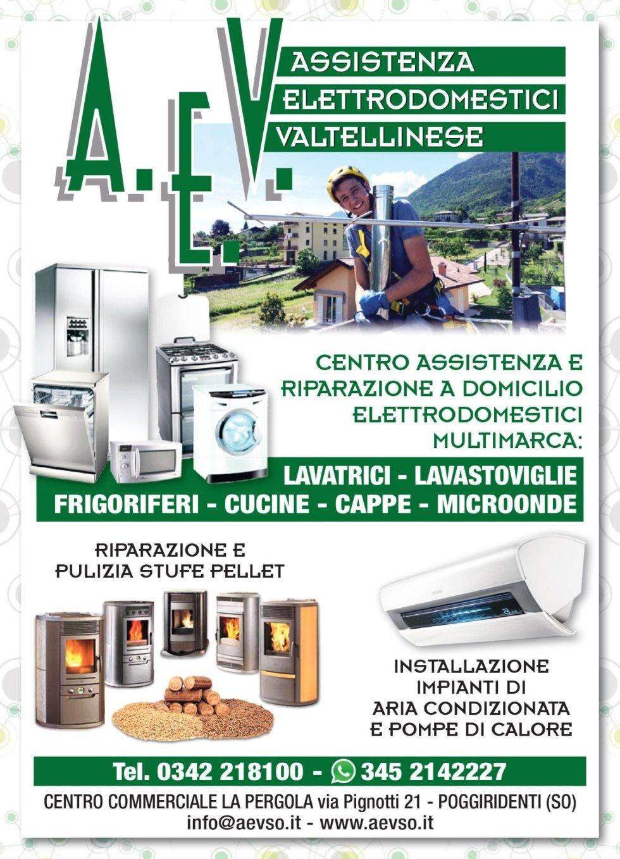 aev assistenza elettrodomestici stufa climatizzatori condizionatori