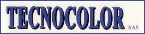 TECNO COLOR - LOGO