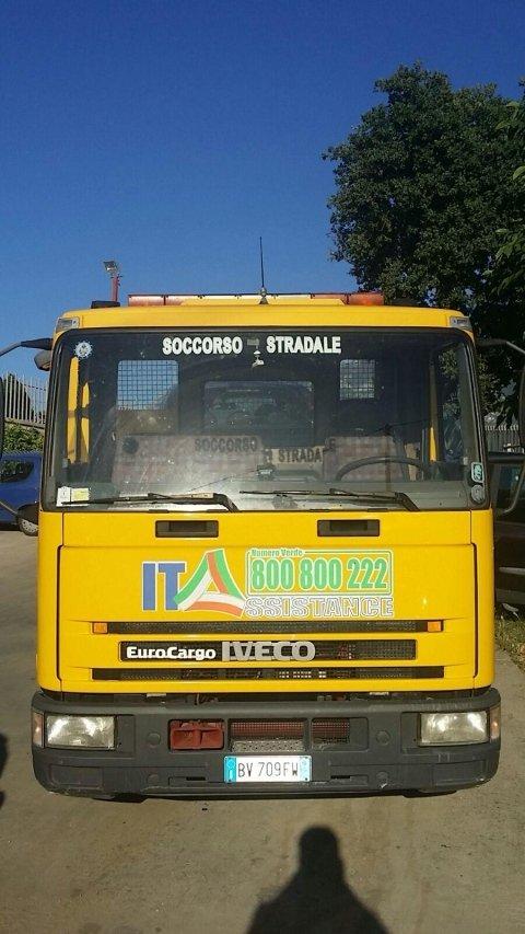 Servizio assistenza stradale