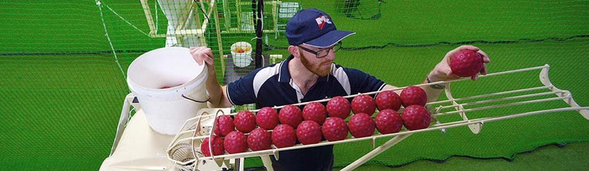 bowling machine hire melbourne