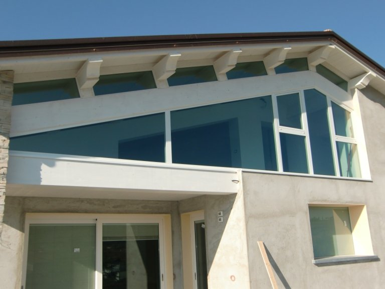 finestrature in alluminio