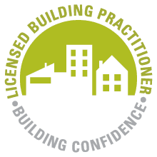 Building practitioner logo