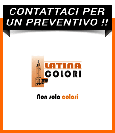 Info e preventivi Latina Colori