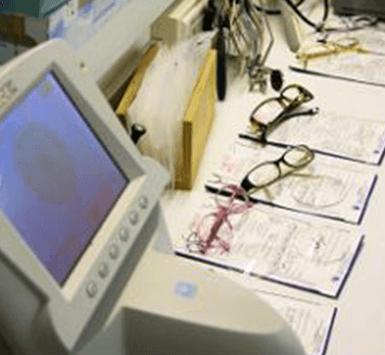 laboratorio occhiali