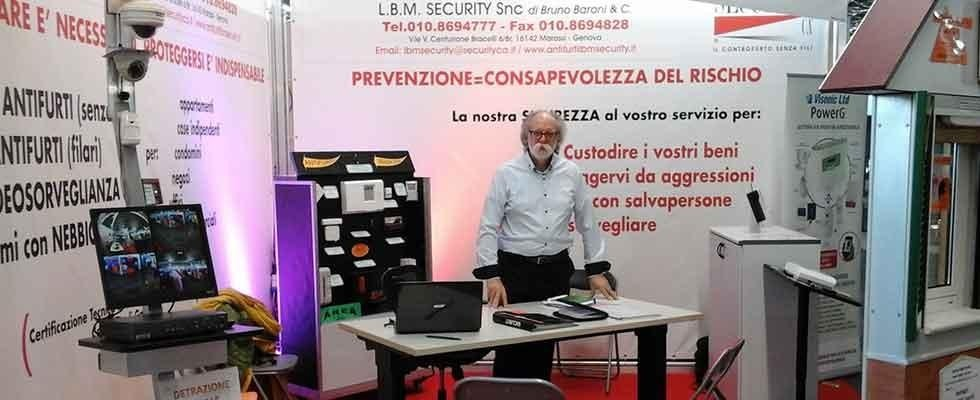 Lbm Security Genova