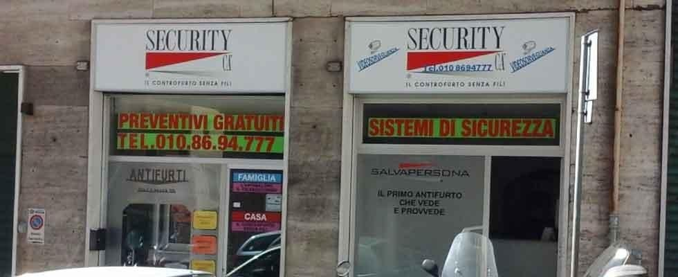 Lbm Security Genova