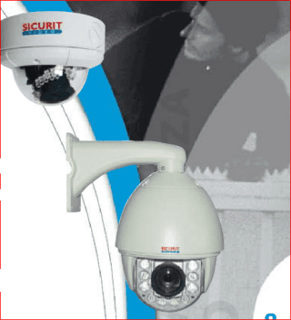 Speed dome LBM security