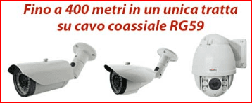 telecamere video sorveglianza
