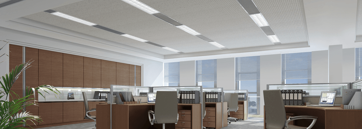 Office Area, Commercial Electrician & Lighting for Erie PA