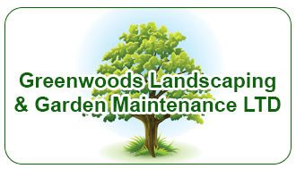 Greenwoods Landscaping & Garden Maintenance logo