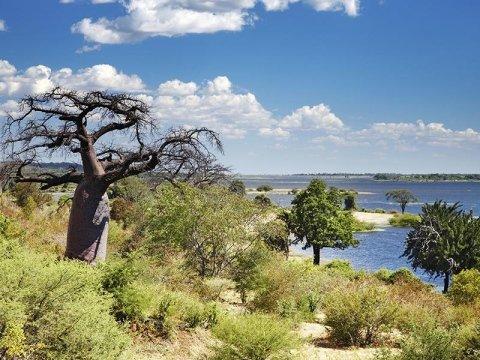 itinerari botswana