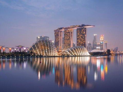 viaggi organizzati singapore