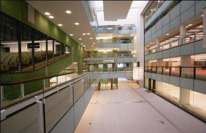 arts center interior