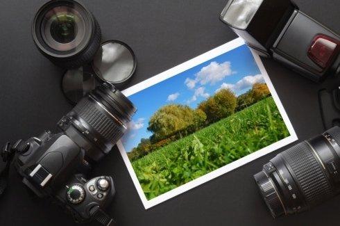Sviluppo e stampa di fotografie