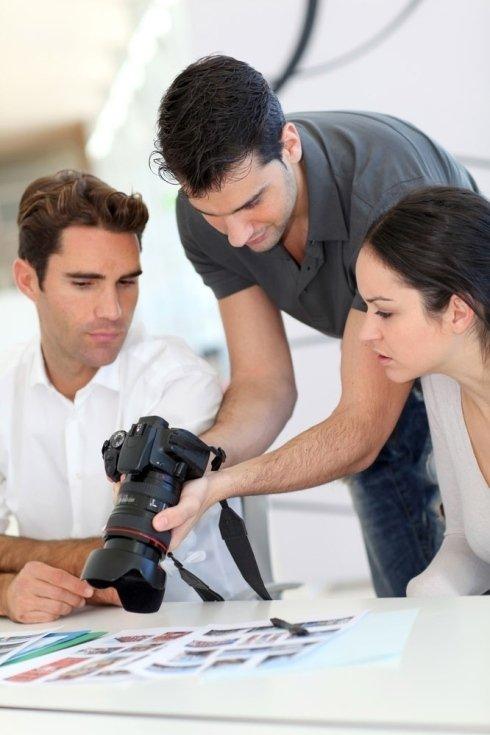Servizi fotografici di moda