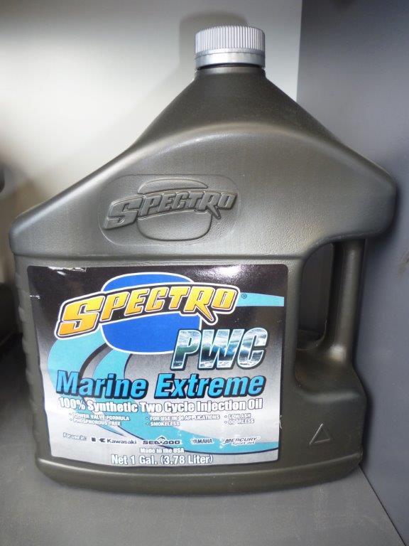 Echo power blend X. 2-stroke oil