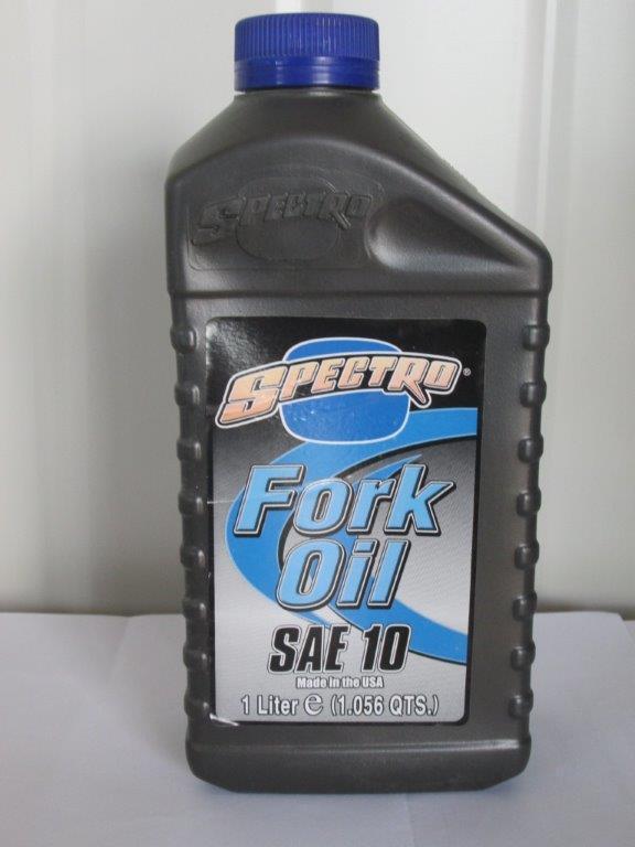 Spectro fork oil