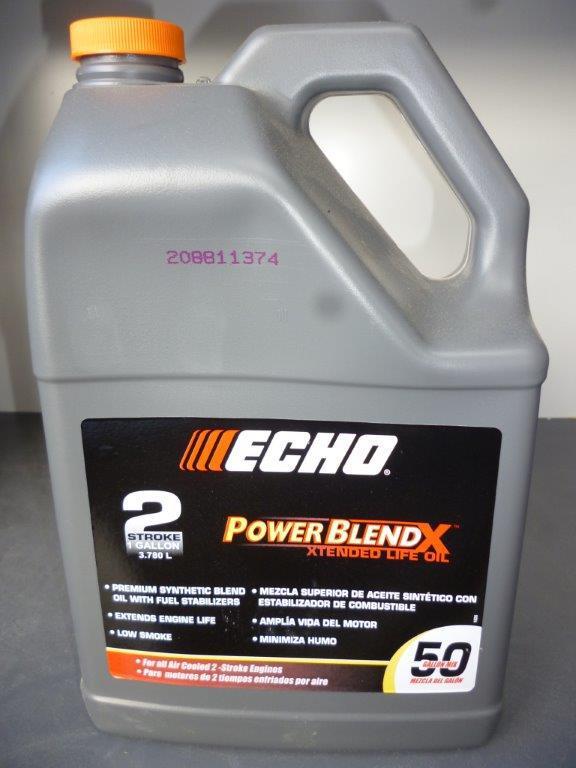 Echo power blend oil