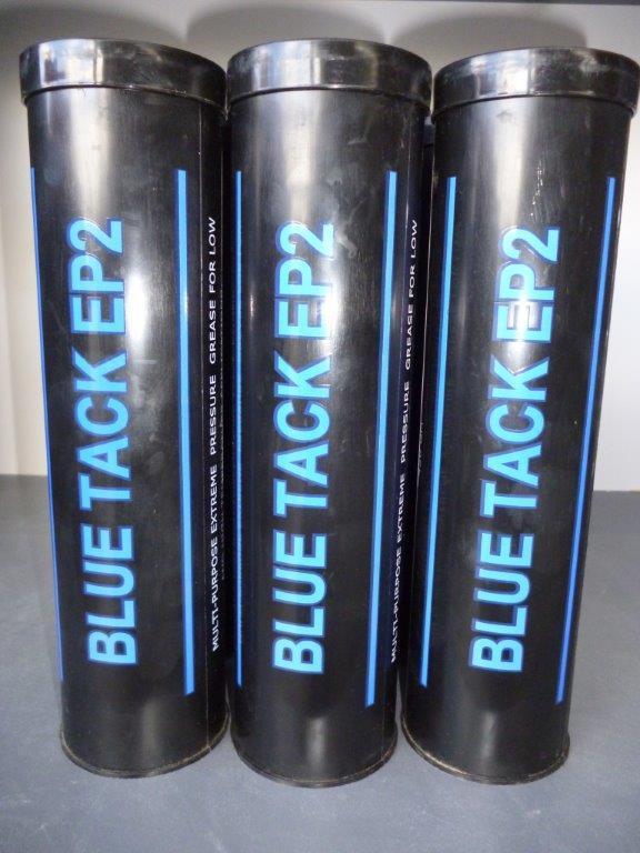 Blue tack EP2