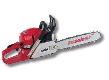 Solo 656 chainsaw