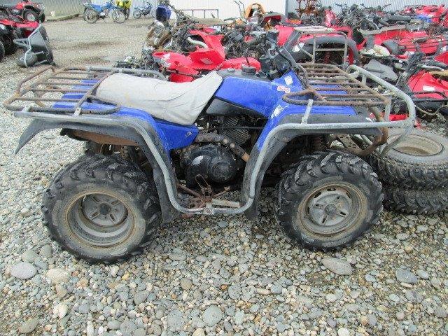 Yamaha YFM40 Big Bear 2008 wreck
