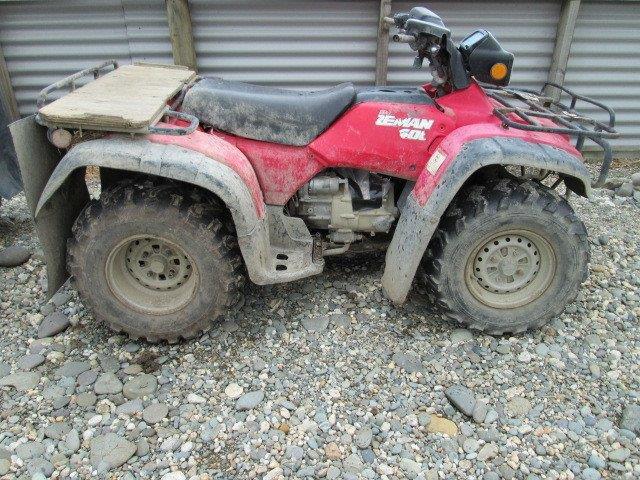 Honda_TRX400 wreck