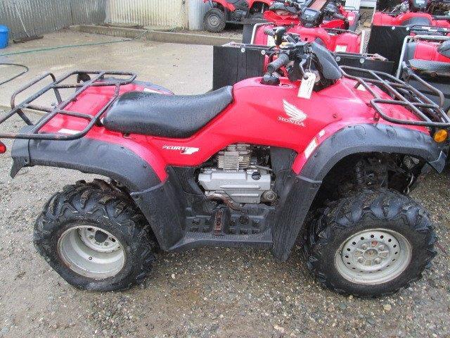 Honda TRX400 FA 2004 Auto wreck