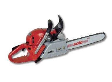 Solo 665 chainsaw