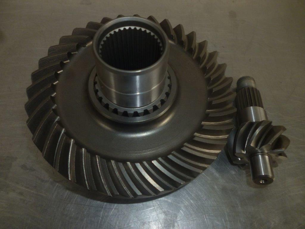HondaRear Diff Crown Wheel & Pinion Set