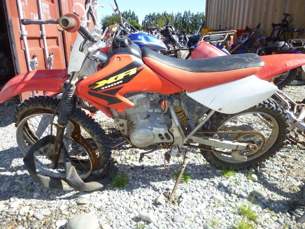 Honda XR100 2003 bike
