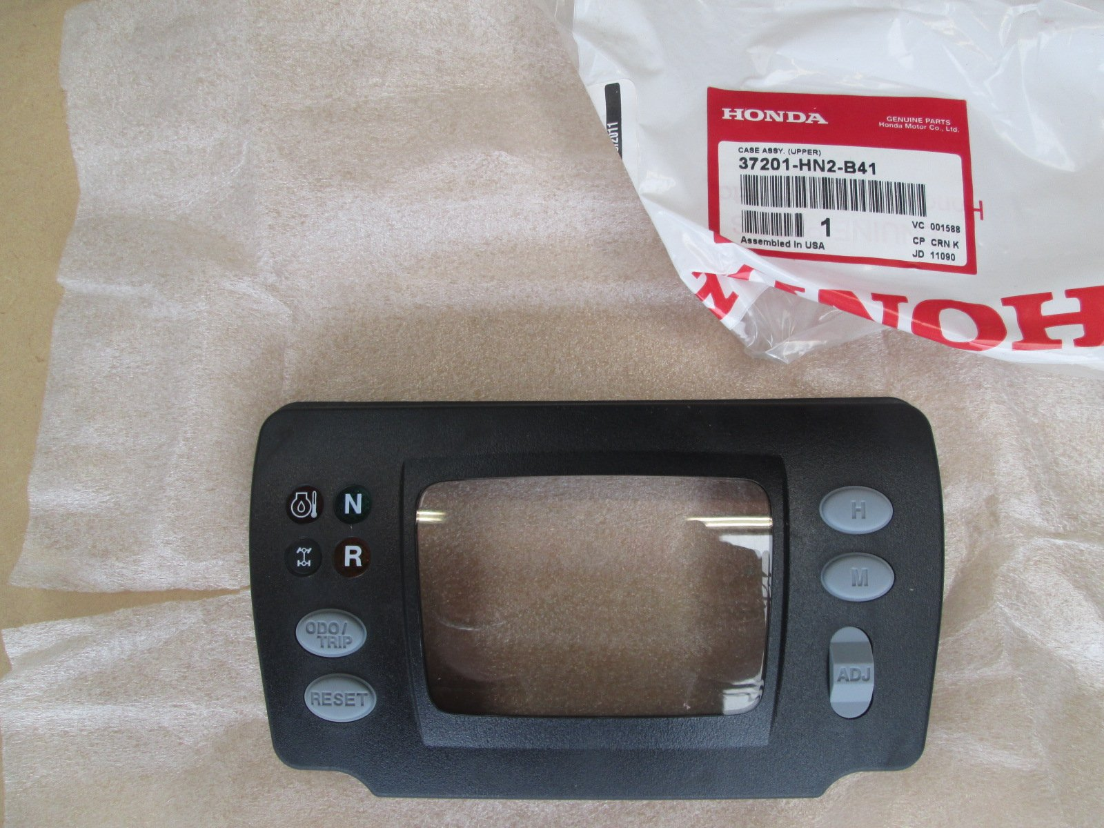 Genuine Honda 2005-2013 Speedo Cover37201-HN2-B41