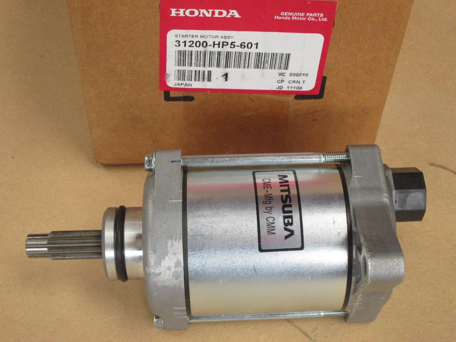 Genuine Honda 2007-2013Starter Motor31200-HP5-601