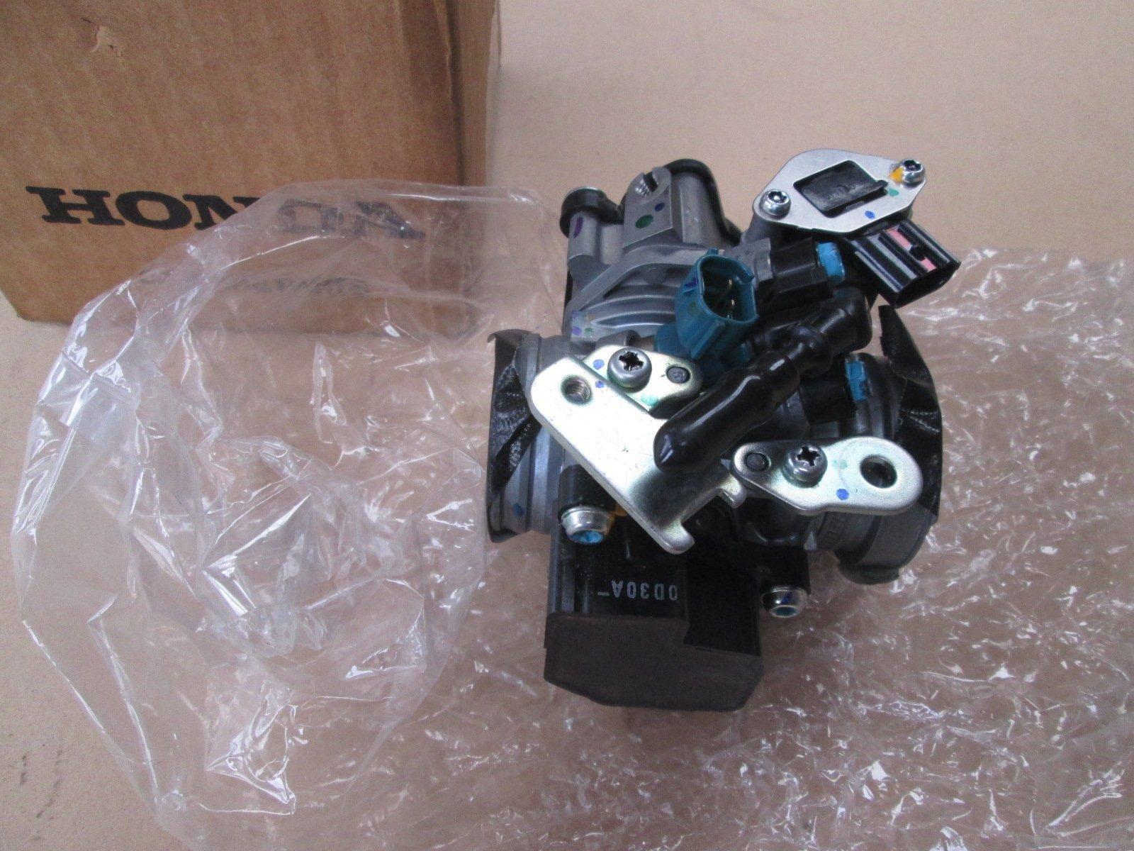 Genuine Honda 2012/13Throttle Body Assembly16400-HR0-F01