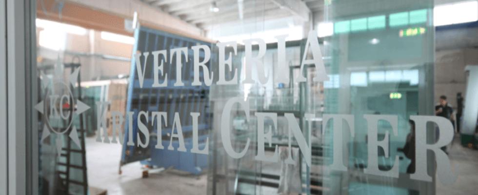 Vetreria Kristal Center