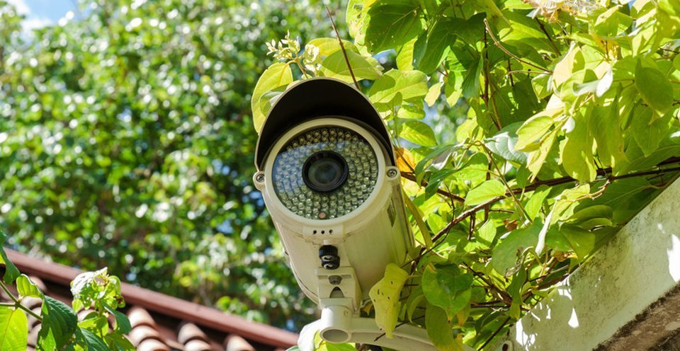 CCTV system installing