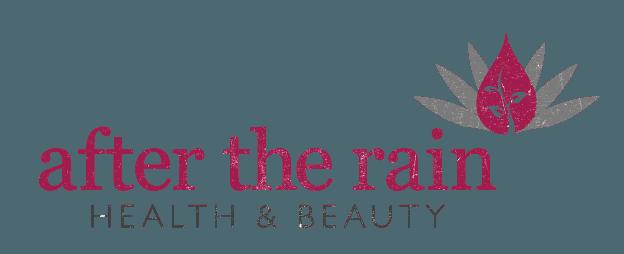 After the Rain Health and Beauty Company Logo