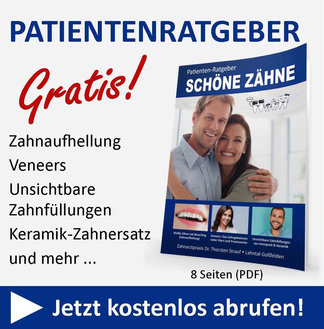 Gratis-Ratgeber Schöne Zähne Lahntal bei Marburg