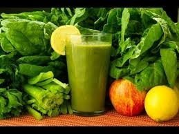 DHT blocking smoothie recipe: healthy hair growth food