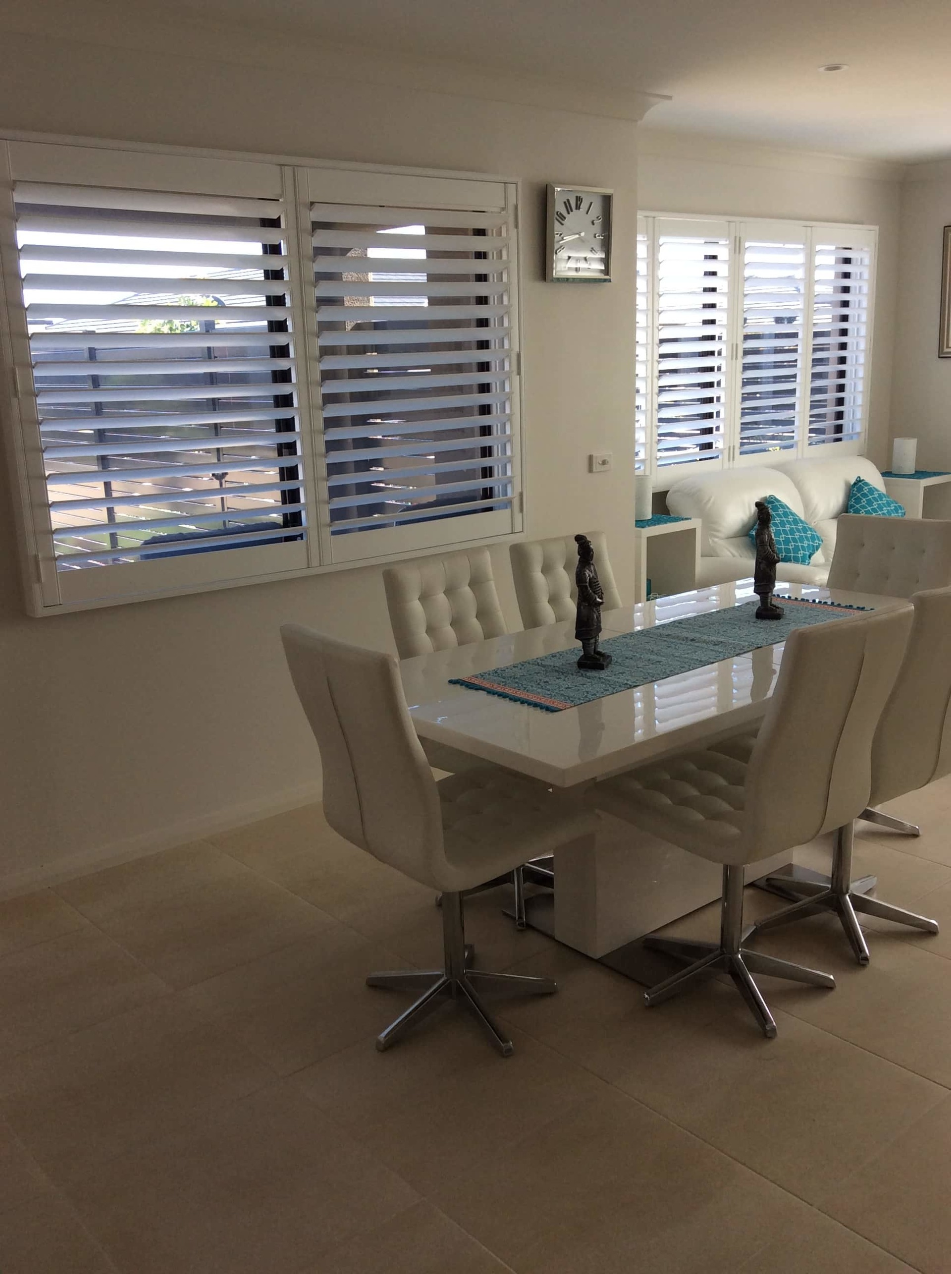 elegant blinds and awnings modern interior with blinds