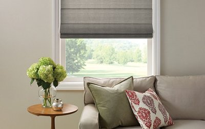 elegant blinds and awnings traditional roman blinds